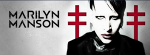 (Image from Marilyn Manson's Facebook)