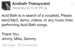 Acid-Bath-FB-Vocalist-Search