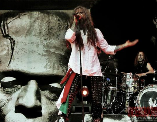 (Image from Rob Zombie's Facebook)