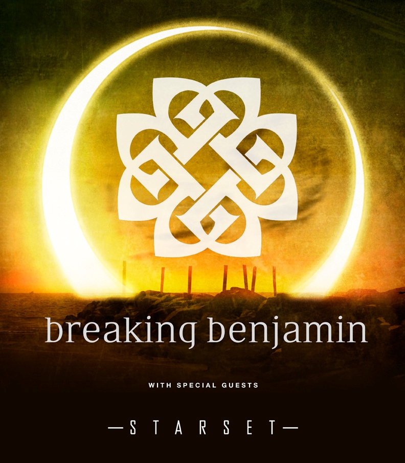It's been a few years away for both Shinedown and Breaking Benjamin ...