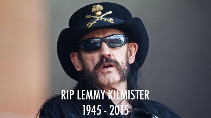 Lemmy Kilmister's (Motörhead) Official Cause Of Death
