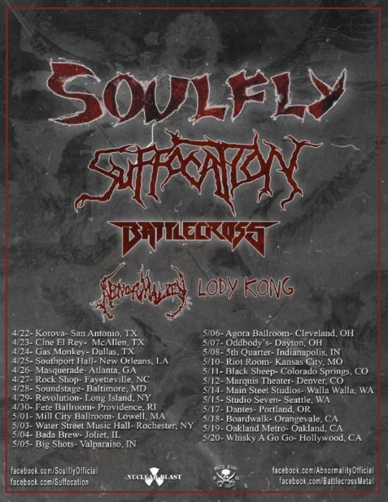 soulflysuffocation2016tourposter