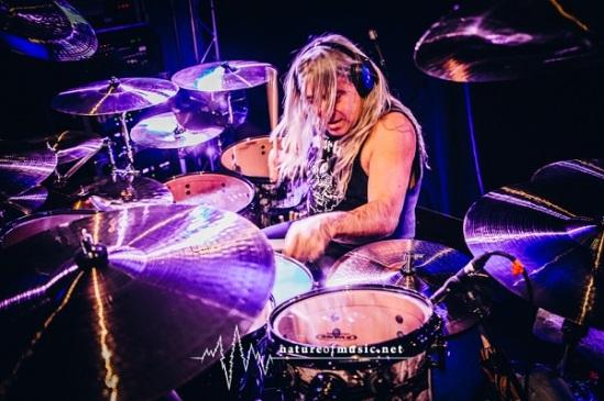 Mikkey Dee, Drum Camp, Musikmesse, Frankfurt, 07.04.2016