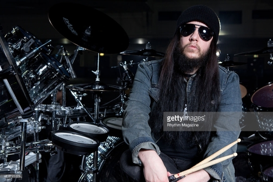 Joey Jordison drummer slipknot