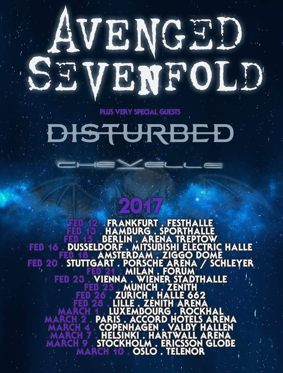 Periphery Tour Dates Usa