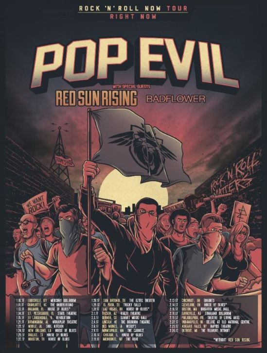 popevil2017tourposterblabber