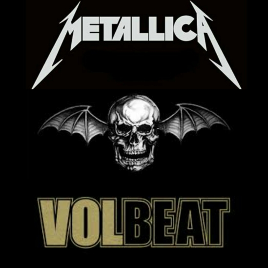Metallica, Avenged Sevenfold & Volbeat 2017 Tour Rumored