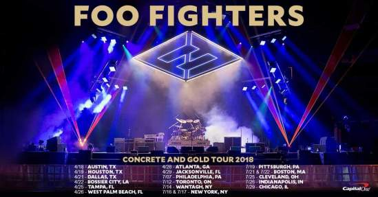 Foo Fighters Tour  Tampa