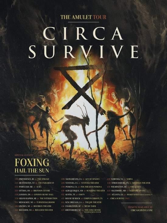 Foxing Tour Dates