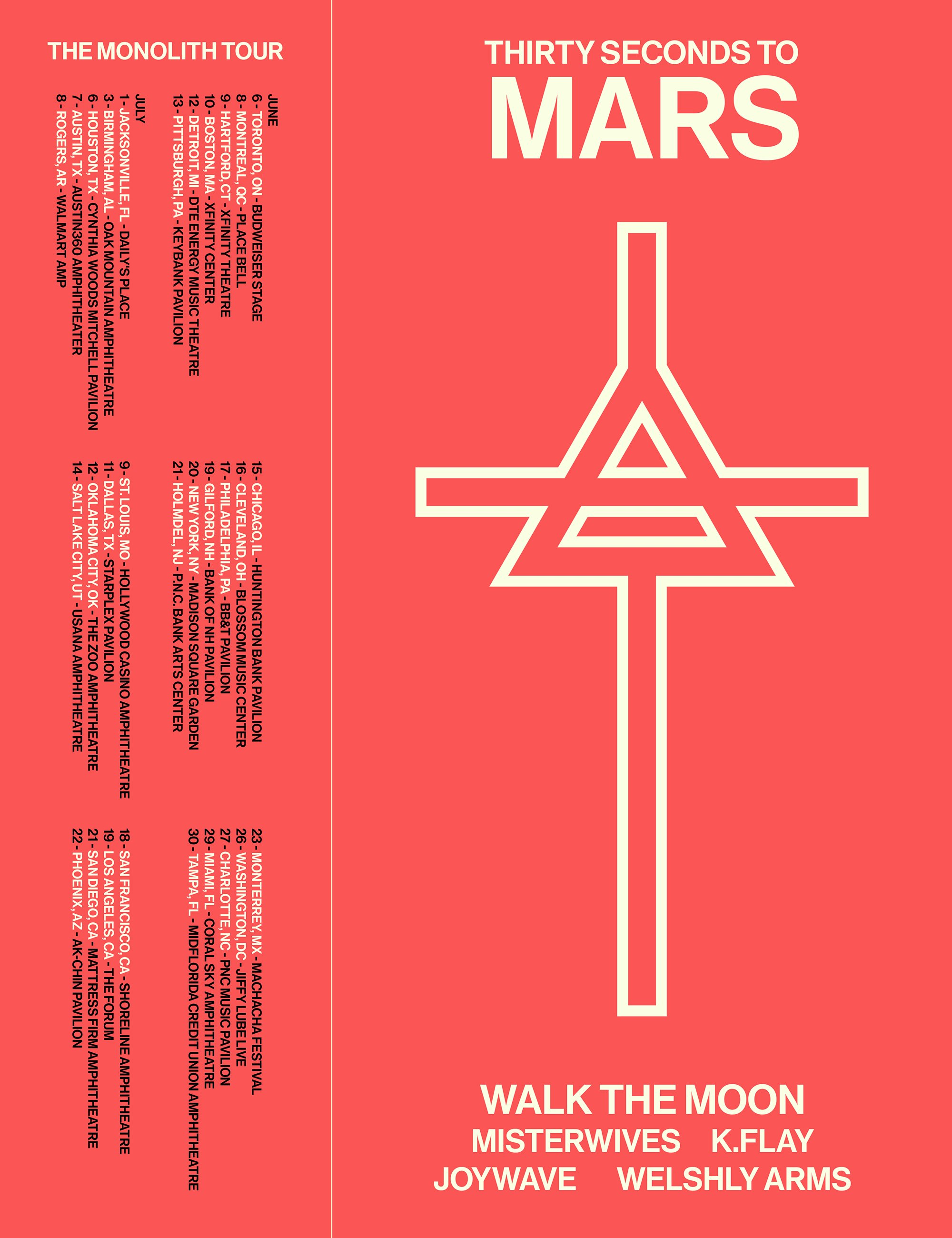 thirty seconds to mars announce 2018 north american tour reveal
