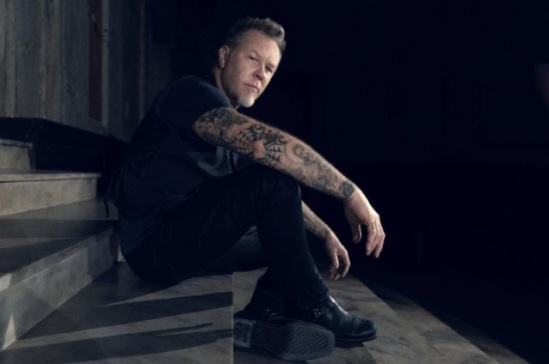 "Extremely Wicked, Shockingly Evil, And Vile"" Feat  James Hetfield"