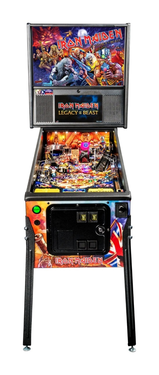 limited edition sex theme pinball machine