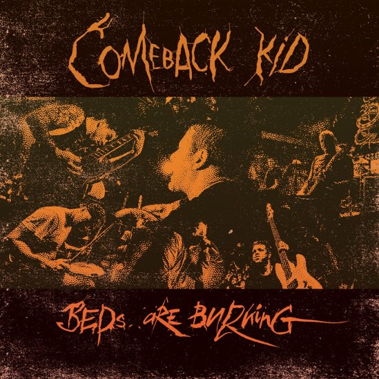 Comeback Kid To Cover Midnight Oil S Beds Are Burning On New 7
