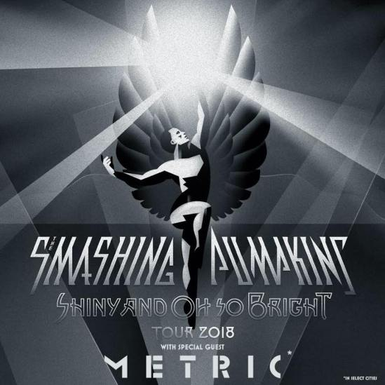 Smashing Pumpkins Add Three More Dates To Shiny And Oh So