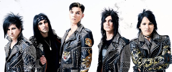 """c7e7fa789e07 Black Veil Brides  Andy Biersack  """"There Are No Plans To Break Up The Band"""""""