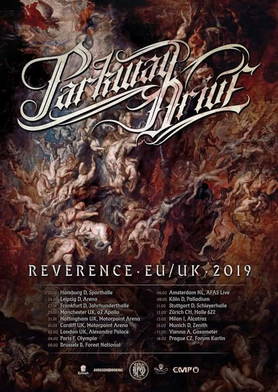 Parkway Drive Announce 2019 European Tour | Metal Anarchy