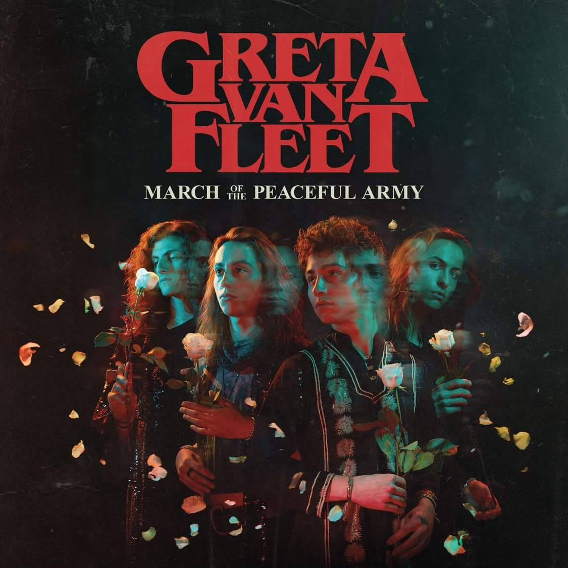 """Greta Van Fleet Announce 2019 """"March Of The Peaceful Army"""" World Tour 