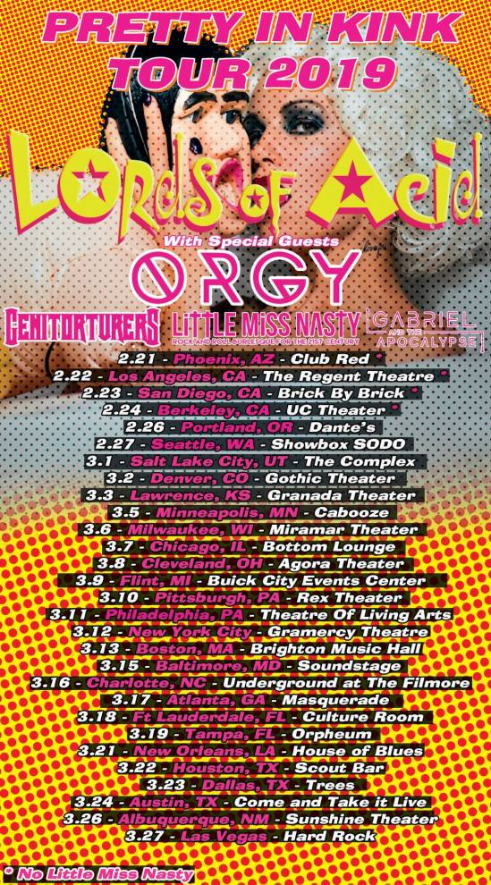 Lords Of Acid Orgy Genitorturers Little Miss Nasty