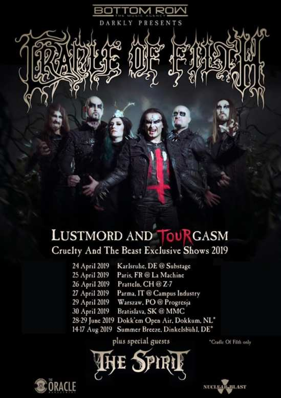 Cradle Of Filth | Metal Anarchy