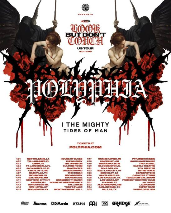 Polyphia Announce U S Tour With I The Mighty Amp Tides Of