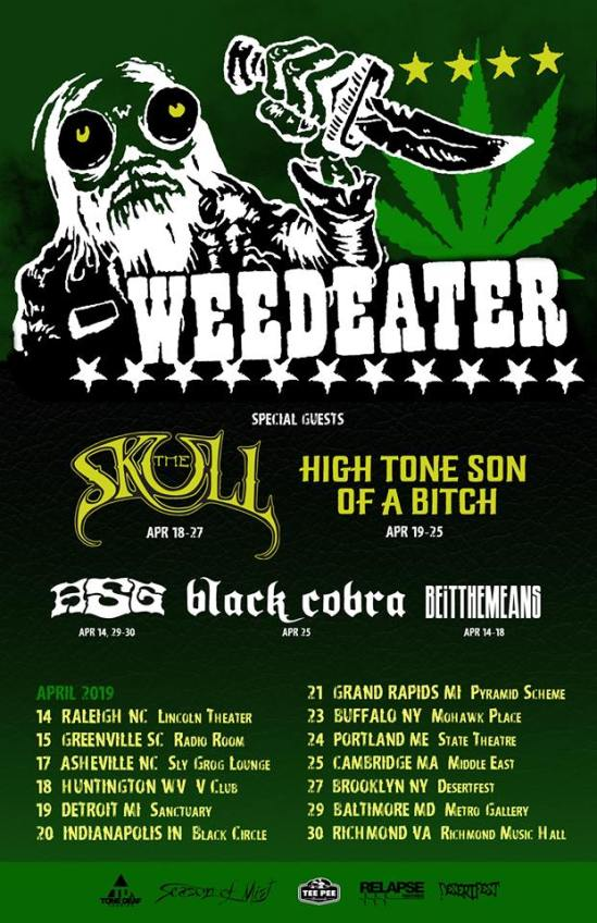 Weedeater | Metal Anarchy