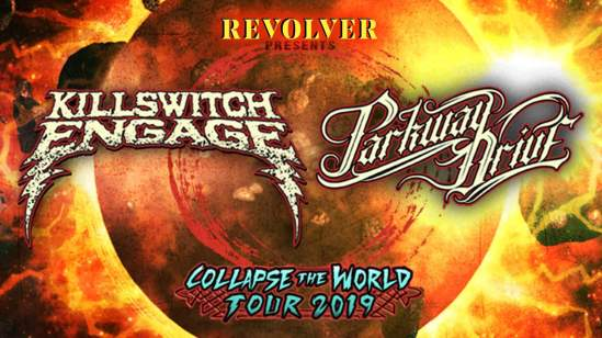 Concert Review: Killswitch Engage, Parkway Drive, After The