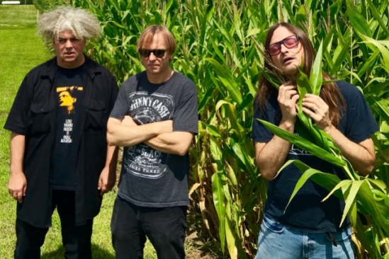 Melvins Cancel European Tour Due To Dale Crover's Back Injury