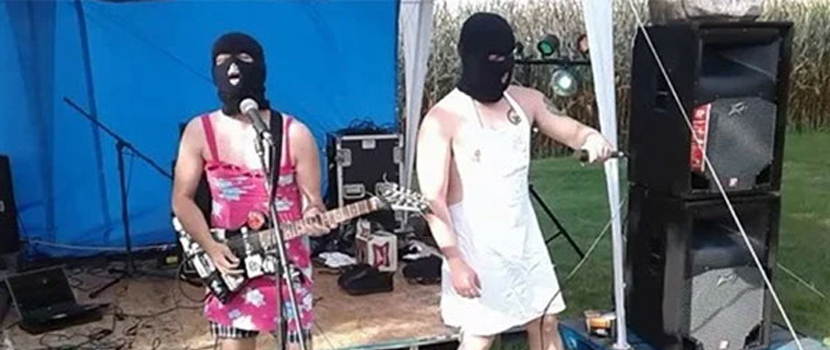 Dayton, Ohio Shooter Reportedly Sang For A Pornogrind Band | Metal