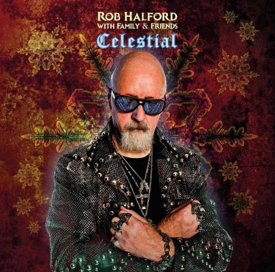 Rob Halford (Judas Priest) To Release New Christmas Album