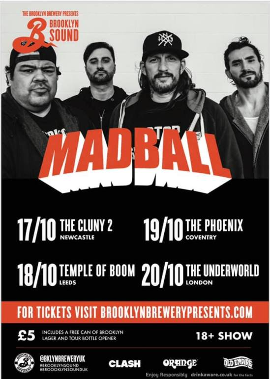 Madball Announce October UK Dates | Metal Anarchy