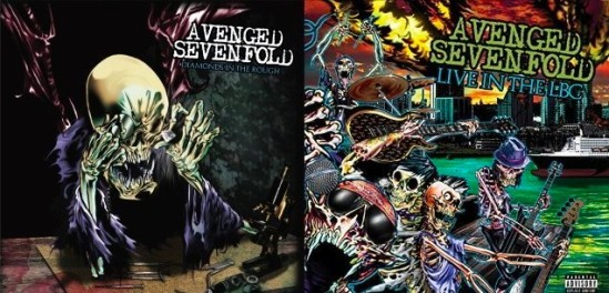 avenged sevenfold diamonds in the rough free download