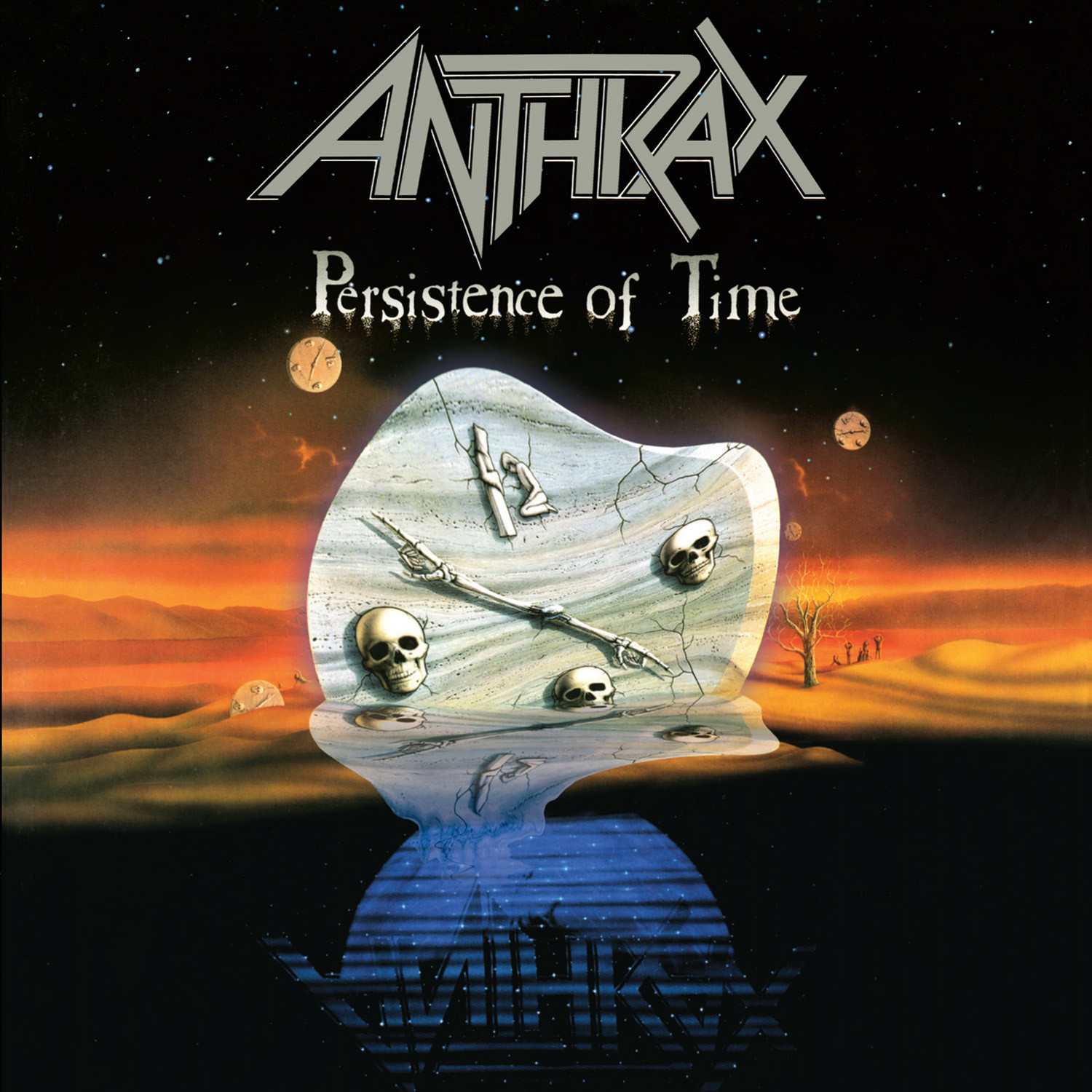 "Anthrax To Release 30th Anniversary Edition Of ""Persistence Of ..."